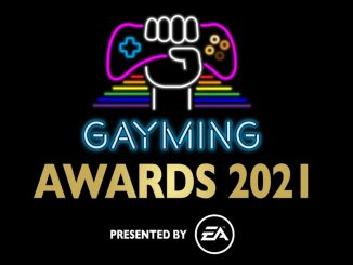 The Gayming Awards will be presented by EA Games and arrive in 2021