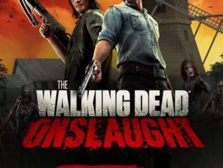 The Walking Dead Onslaught gets physical edition