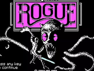 The original Roguelike from 1980, Rogue, is now on Steam