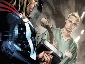 Marvel brings back Donald Blake in Thor #9