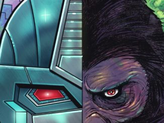 IDW to adapt Transformers: Beast Wars with new comic
