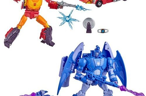 Transformers '1986' Studio Series is live for pre-ordering