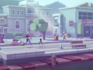 Trailer: Arcade-style beat 'em up Young Souls hitting Stadia