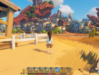 My Time at Sandrock is My Time at Portia dev's next game, and it's on Kickstarter