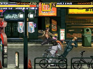 Sega releasing free retro mini-games for its 60th anniversary, including a Yakuza/SoR brawler