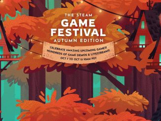Steam Game Festival: Autumn Edition is live with hundreds of game demos