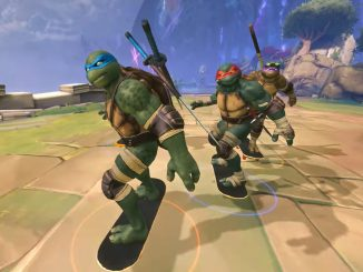 Teenage Mutant Ninja Turtles crossing over with Smite to bring themed skins next season
