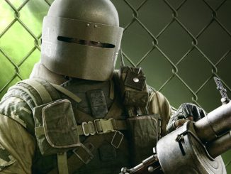 Rainbow Six Siege finally unleashes the reworked Tachanka
