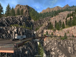 The American Truck Simulator Colorado expansion arrives mid-November