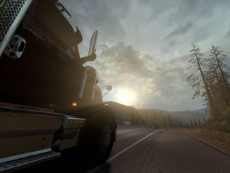 American Truck Simulator Wyoming expansion will add the 'Bison State'