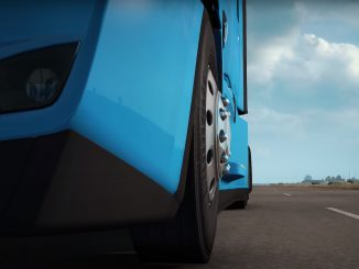 Another new truck is headed to American Truck Simulator