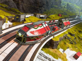 Apex Legends Holo-Day Bash is pulling into the station again