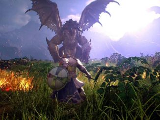 The Bless Unleashed closed beta is starting off today on Steam