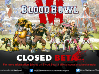 Closed beta planned for Blood Bowl 3 in 2021