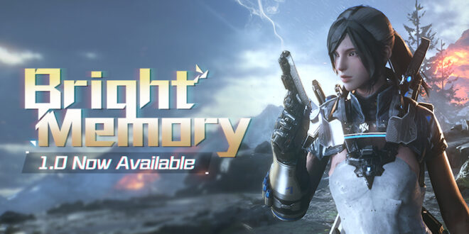 Trailer: Indie action-FPS Bright Memory arrives on Xbox Series X|S