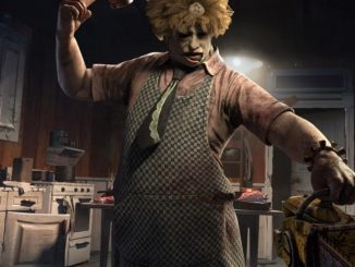 Dead by Daylight introducing a new, creepy, Leatherface Outfit