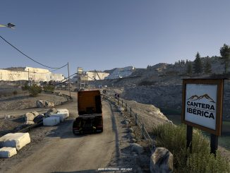 American and Euro Truck Simulator 2 are getting graphical upgrades