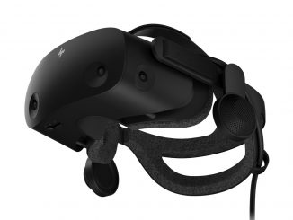 Hp Reverb G2 VR Headset with Valve and Microsoft