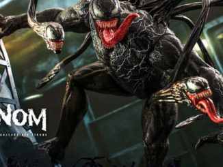 Hot Toys unleashes new sixth scale Venom figure