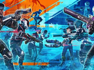 Hyper Scape patch launches team deathmatch, changes to ranked play