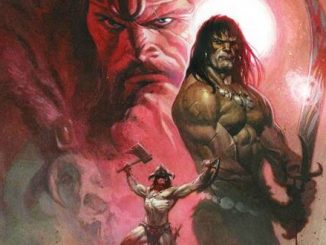 Marvel launching King-Size Conan #1 next month