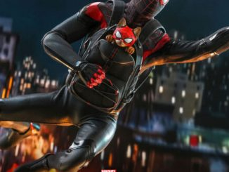 Hot Toys unveils new Miles Morales Spider-Man figure