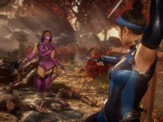 Mortal Kombat 11 Mileena gameplay trailer is gross, as expected