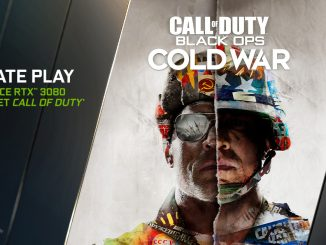Black Ops Cold War for free with Nvidia