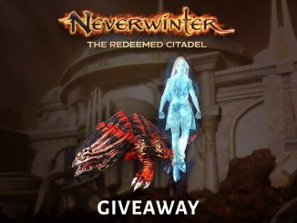Win a Neverwinter Pack of the Carmine Bulette set for PC