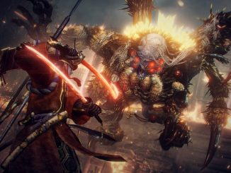 Nioh 2 - The Complete Edition comes to Steam next February