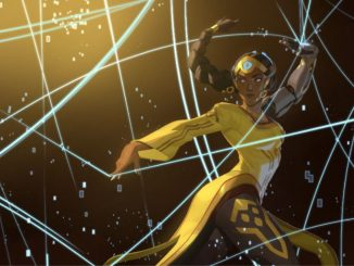 Symmetra teams up with Zenyatta for Overwatch comic and event