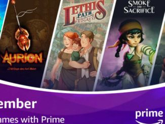 Prime Gaming offers up Victor Vran, Aurion, and more for November
