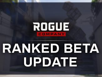 Rogue Company developers take out ranked play and shooting range