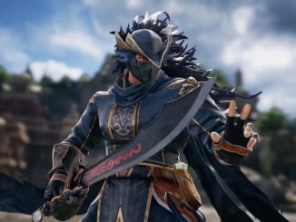 Hwang stops playing Bloodborne long enough to join Soulcalibur VI roster