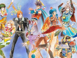 Square Enix announces JPRG SaGa Frontier Remastered for 2021