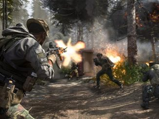Third-person mode discovered in Call of Duty: Modern Warfare