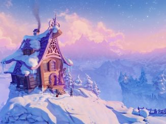 Watch this behind-the-scenes video with the Trine music composer