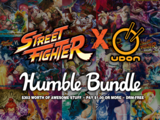 Udon teams up with Humble for huge Capcom comics bundle
