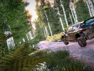 WRC 9 races onto Xbox Series X|S today