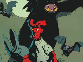"Dark Horse preps new ""Young Hellboy"" series"