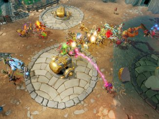 The Epic Games Store free game of the week is Dungeons 3