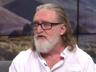 Steam's Gabe Newell to send a gnome to space, Alyx Vance unimpressed