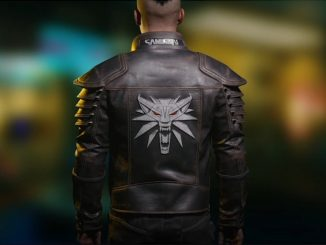 Strap yourself into a Witcher jacket by connecting Cyberpunk 2077 to your GOG account