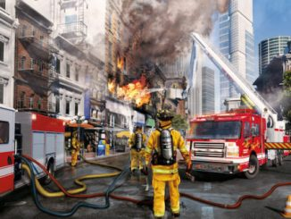 Trailer: Douse a raging inferno in Firefighting Simulator – The Squad