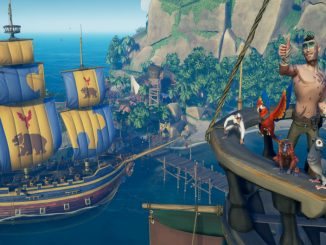 Sea of Thieves update coming tomorrow focuses on quality of life