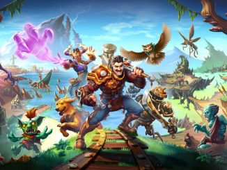 Torchlight III Snow and Steam interview with Shawn Stone