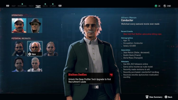 Watch Dogs Legion online mode delay