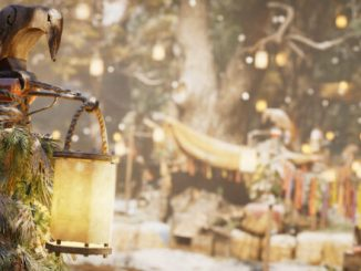 """Yuletide arrives in Assassin's Creed Valhalla as first """"season"""" of content"""