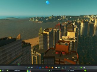 Skylines is a free for a day on the Epic Games Store