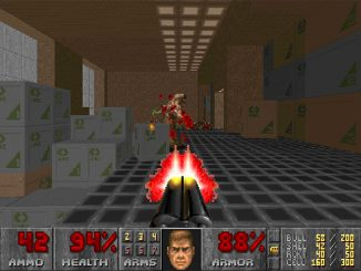 Doom Zero releases today as an add-on to classic Doom